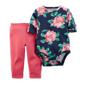 set de pantalon y blusa carters