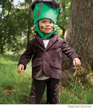 disfraz para niño