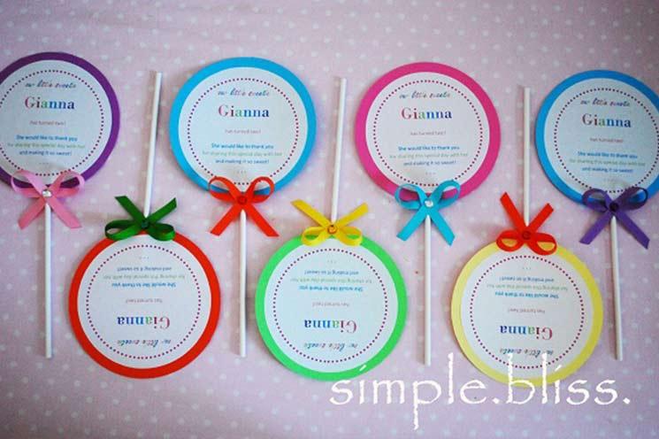 Lollipop-Invites