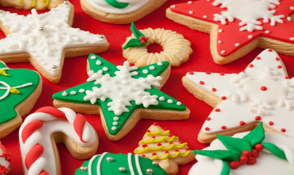 Deliciosas recetas de galletas para Navidad | Niños Felices