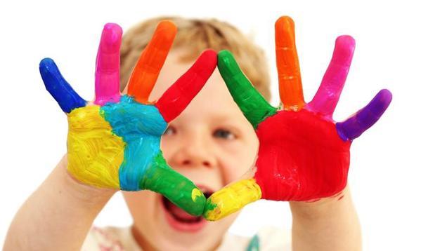 terapia con pinturas para niños