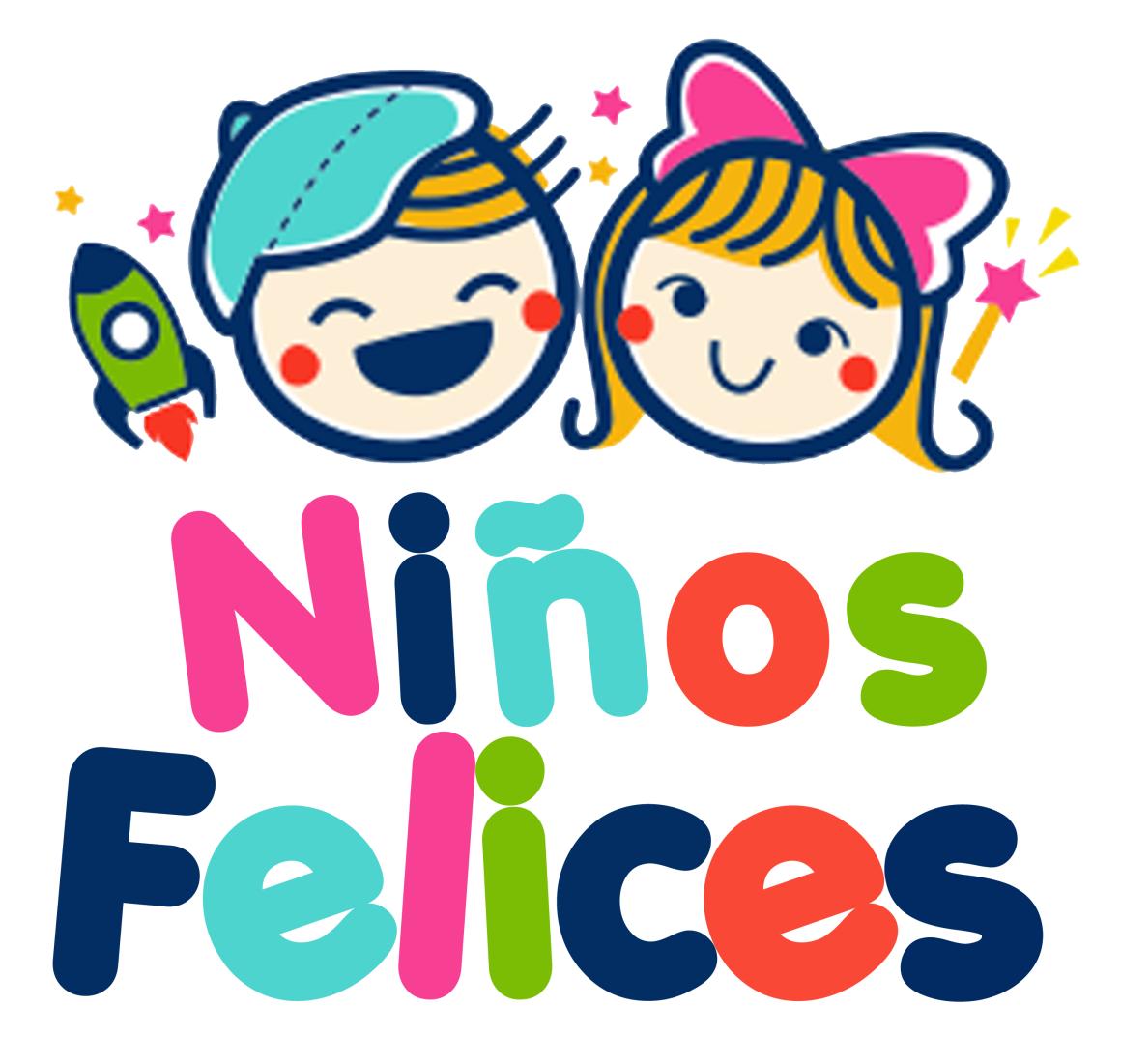 Niños Felices Logo