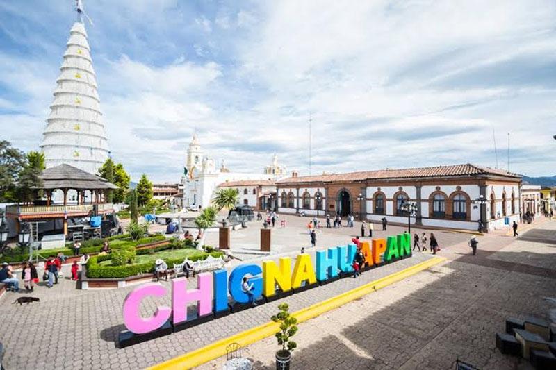 Chignahuapan Puebla México