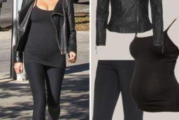 el outfit perfecto para embarazadas